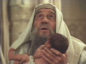 Simeon met kind in de tempel - Zeffirelli.jpg