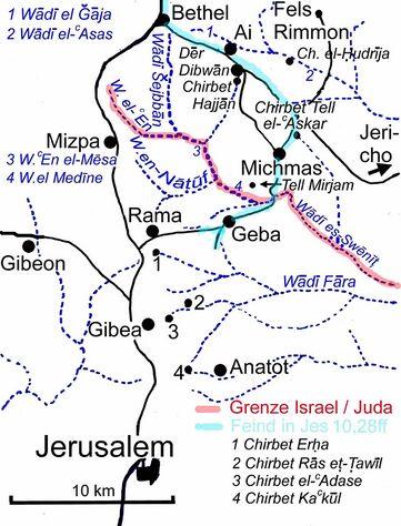 Jeruzalem noordelijk land - Klaus Koenen 2007.jpg