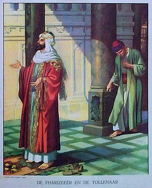 De Farizeeër en de tollenaar.jpg